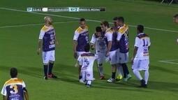Os gols de Amigos de Douglas Costa 5 x 4 Amigos de Gabriel Medina