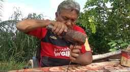 Artesãos mantêm identidade cultural de Mosqueiro