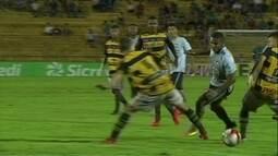 Melhores momentos: Botafogo 1 (4) x (3) 1 Novorizontino pela Copa SP de futebol júnior