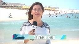 Chamada: Conexão CE vai mostrar a força do turismo na economia do Ceará neste sábado (14)