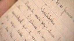Família descobre um tesouro: cartas escritas pelos antepassados