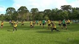 Prudentópolis se prepara para volta à elite do campeonato Paranaense