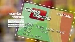 Saiba as vantagens do cartão de crédito exclusivo das lojas