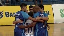 Upis vence Botafogo pela Superliga Masculina B de Vôlei