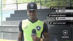 Botafogo TV - Abre o jogo com Sassá