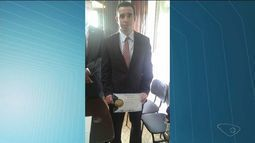 Vereador preso por tráfico toma posse em Câmara de Ibitirama, no ES