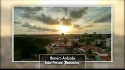 Veja imagens do amanhecer na Paraíba