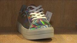 Feira em SP mostra novidades dos calçados brasileiros
