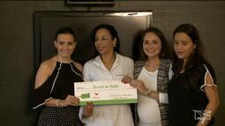 Brechó: Grupo Mirante entrega doações a instituições
