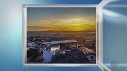 Na Janela: veja as paisagens do Sul de Minas enviadas pelos telespectadores