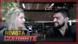 Kevin Gastelum fala sobre a luta contra Vítor Belfort