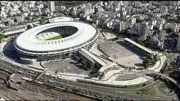 Concessionária Maracanã SA retoma administração do estádio