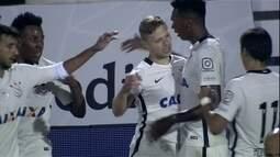 Os gols de Vasco 1 x 4 Corinthians pelo Torneio da Flórida