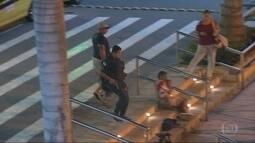 Noite de crimes em série em Guadalupe termina com policial morto