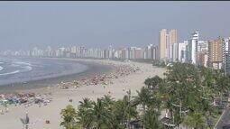 Praia Grande comemora 50 anos de emancipação