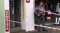 Tentativa de assalto a joalheria acaba em tiroteio no Centro de Jundiaí