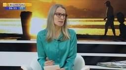 Estela Benetti explica como a posse de Donald Trump nos EUA pode afetar a economia de SC