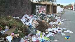 Lixo é despejado de forma irregular em bairro nobre em São Luís