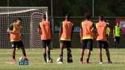 Botafogo treina em Domingos Martins e Camilo fala sobre Seleção Brasileira, no ES