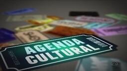 Confira as dicas da Agenda Cultural deste final de semana
