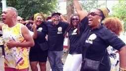 Família da Casa Verde funda o bloco de rua 'Aí se me perdeu'