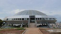 Prefeitura de Varginha diz que obra do Memorial do ET vai terminar em fevereiro