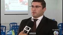 Palestra sobre Previdência Social é realizada em Araxá