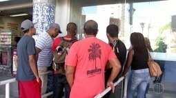 Desemprego no Norte e Noroeste Fluminense supera contratações em 2016, diz pesquisa