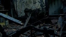 Incêndio deixa mãe e filha em estado grave em Campo Grande