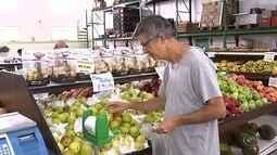 Chuva atrapalha produção de hortaliças e folhas na região de Itapetininga