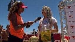 Nutricionista dá dicas de como ficar hidratado durante o verão, no ES