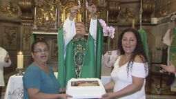Frei Rozântimo completou 30 anos sacerdócio