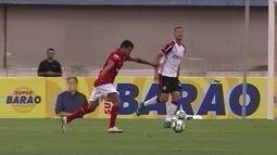 Os melhores momentos do amistoso entre Vila Nova 2 x 1 Flamengo