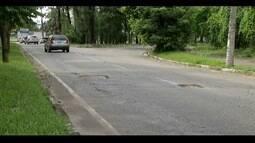Bairro Cariru, em Ipatinga, segue com vias prejudicadas