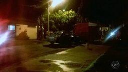 Assaltantes morrem após troca de tiros com policial de folga