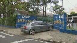 Homem invade escola municipal de Campinas, SP, e dispara uma arma de fogo
