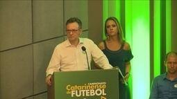 Evento oficializa início do Catarinense 2017