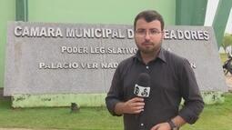 Câmara de Vereadores paga salários a três vereadores presos em Vilhena, RO