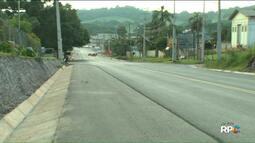 Estrada que liga Curitiba a Campo Magro recebe obras de melhoria, mas ainda tem problemas
