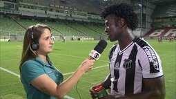 Sandro analisa empate contra o América-MG