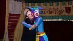 Reveja o mergulho do Rio Sul Revista no mundo do circo - parte 2