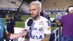 """Lucas Lima revela apelido Hernández: """"Chaveirinho"""""""