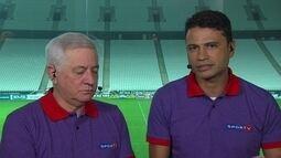 """William Machado critica Corinthians em amistoso: """"Muitos defeitos"""""""