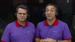 Noriega elogia Atlético-PR em vitória sobre o Millonários