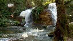 Rural 3: Conheça a cachoeira que dá nome a reserva