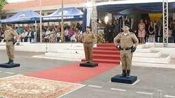 Polícia Militar do Norte de Minas tem novo comandante