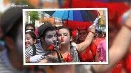 Destaque VM mostra uma turma que adora se fantasiar no Carnaval
