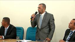 Vereador que responde por tráfico de drogas é aplaudido por eleitores em Ubaitaba