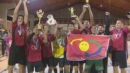 República dos Esportes vencem dona da capa e conquista o bi na Copa Unifapiana de handebol