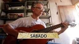 Chamada: Luthier de violão e compositor de mão cheia são assuntos neste sábado (18)